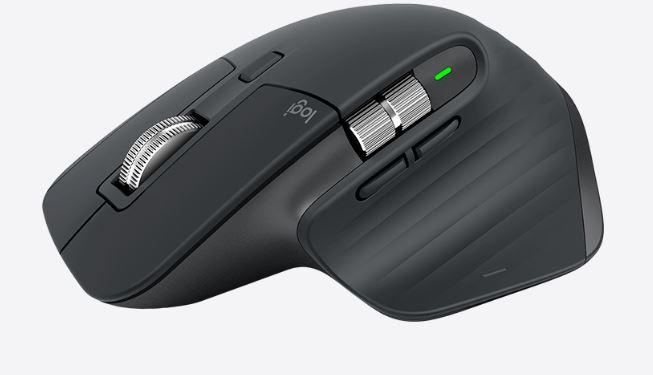 Logitech MX Master 3 Wireless mouse – Graphite
