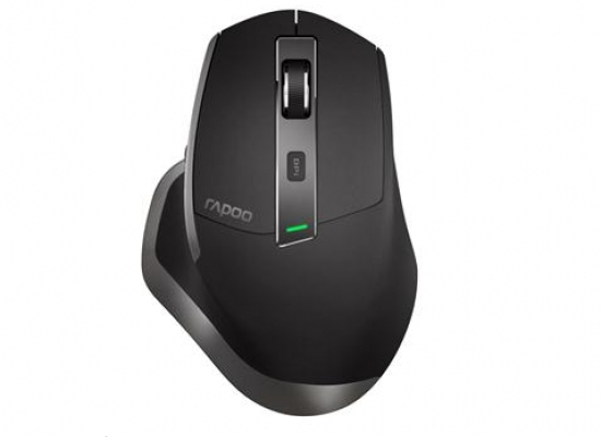 RAPOO MT750 Multi-Mode Bluetooth & 2.4G Wireless Mouse