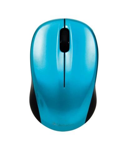 Verbatim GO Nano Blue Mouse Wireless Optical