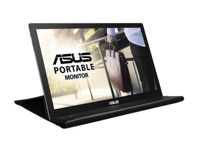 ASUS MB169B+ 15.6', Full HD, USB-powered, IPS, Ultra-slim, Smart Case