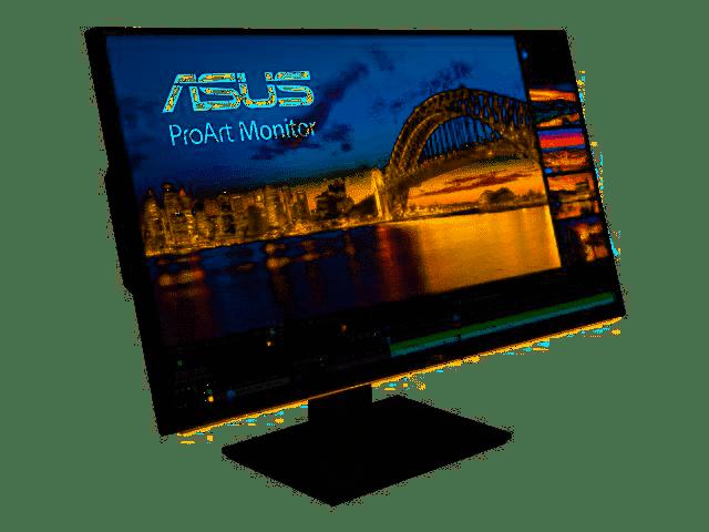 ASUS ProArt PA329C 32' 4K HDR Professional Monitor -4K, HDR-10, VESA DisplayHDR 600, 98% DCI-P3, 100% Adobe RGB, 100% sRGB, 84% Rec. 2020