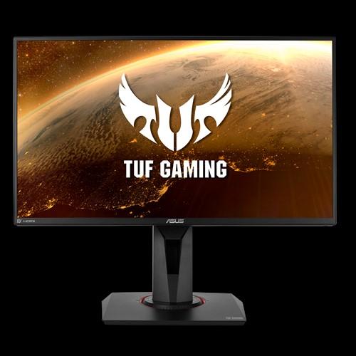 ASUS VG259Q 24.5' TUF Gaming Monitor 1920x1080, 1ms (MPRT), 144Hz, IPS, G-SYNC Compatible, Adaptive-Sync, Free-Sync, 1xDP/2xHDMI,  2x2W RMS Audio, ELM