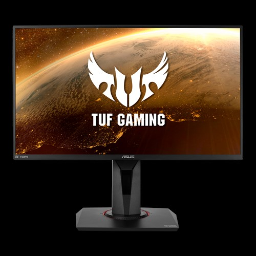 ASUS 24.5' VG259QM TUF Gaming Monitor – 24.5 inch Full HD (1920x1080), Fast IPS, Overclockable 280Hz, 1ms (GTG)