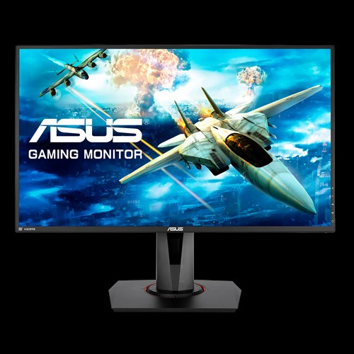 ASUS VG278Q 27' Full HD 1080p 144Hz 1ms DP HDMI DVI Eye Care Gaming Monitor with FreeSync/Adaptive Sync