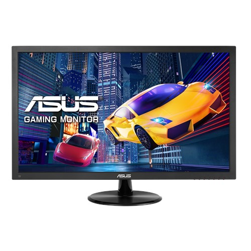 ASUS VP248QG 24' Gaming Monitor Full HD 1ms 75Hz Adaptive-Sync/FreeSync Low Blue Light Flicker Free