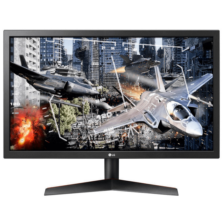 LG 24GL600F-B 24' Full HD TN 144Hz refresh rate Radeon FreeSync™ HDMI , Display Port Monitor