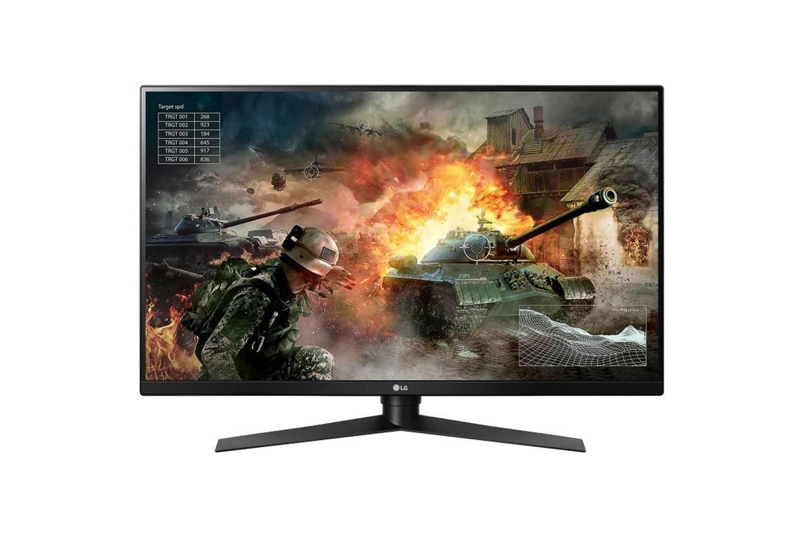 LG 32' Class QHD Gaming Monitor with G-SYNC™ (31.5' Diagonal) (LS)