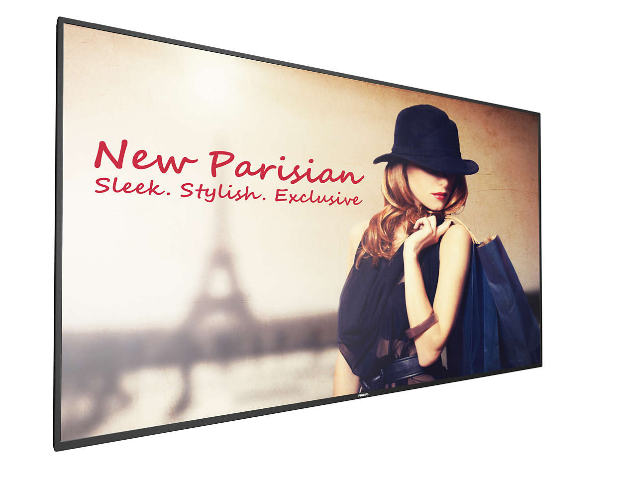 PHILIPS 49BDL4050D 49'  FULL HD DISPLAY WITH ANDROID QUAD CORE CPU 16 GB EMMC