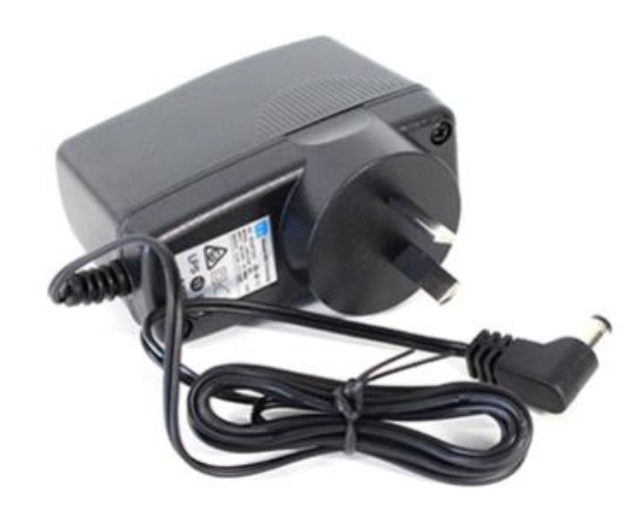 Draytek 12V PSU Power Adapter for DV2860 DV2862 DV2760 DV2762 DV2960 AP900 Series 2yr wty