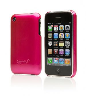 Cygnett Form Case 3pk Blk, Red,Clr, iPhone 3Gs (SL)