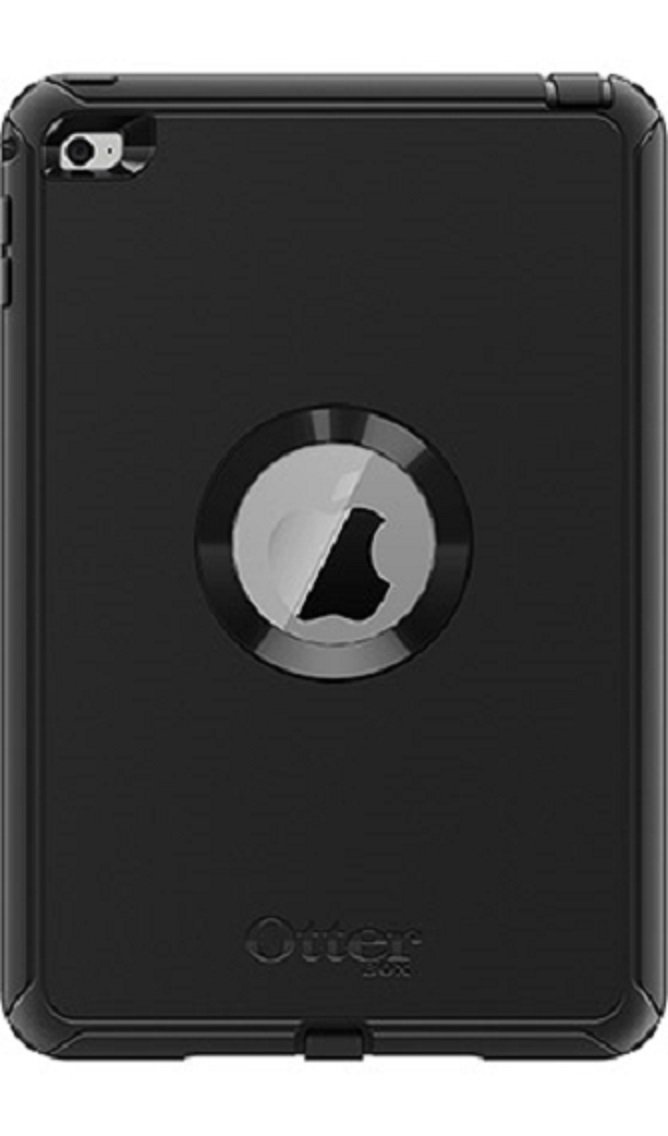 Otterbox Defender Case suits iPad Mini 4 - Black