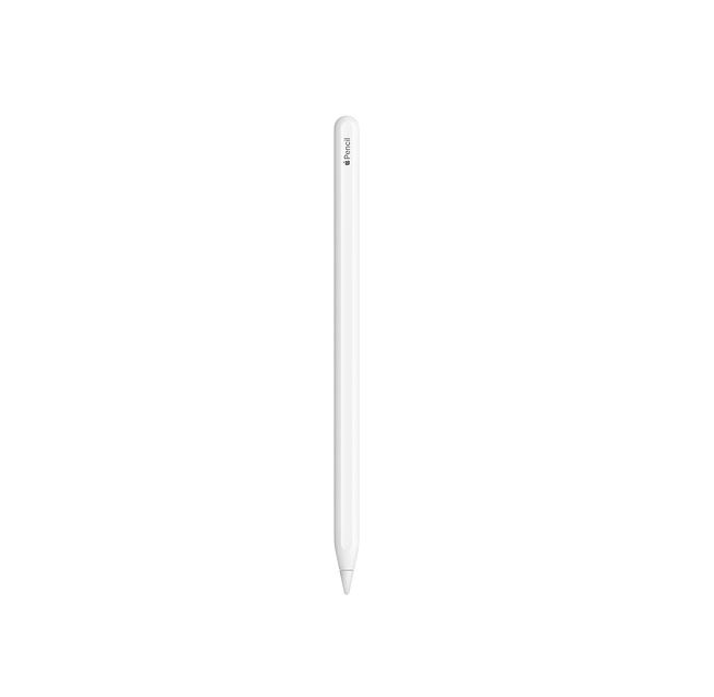 Apple Pencil 2nd Gen - Wireless Pairing and Charging, Tilt and Pressure Sensitivity, Double-Tap to Change Tools, Attaches Magnetically, Free Engraving