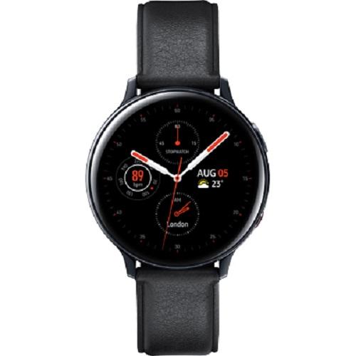 Samsung Galaxy Watch Active2 Cellular/LTE 44mm Black- 1.4' sAMOLED Display, 1.15GHz CPU Speed, 1.5GB RAM, 4GB ROM, 340 mAh Battery,3G WCDMA 4G LTE FDD