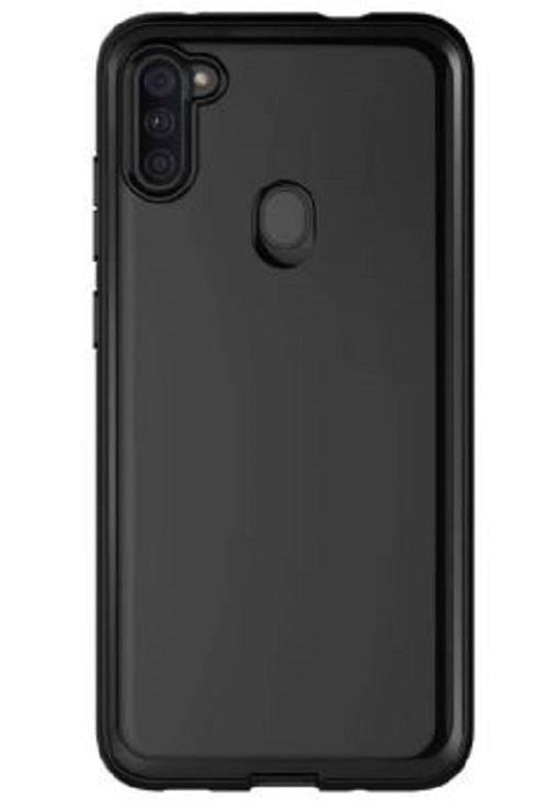 ITSKINS Spectrum 2M Drop Case - Samsung A11 Clear / Black