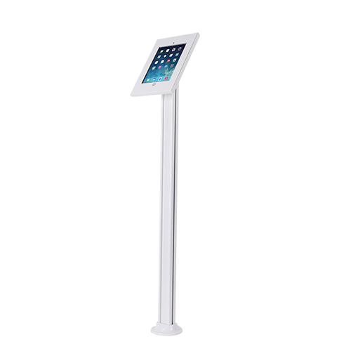 Brateck Anti-theft Steel Floor Standing Kiosk For 9.7' iPad,iPad Pro,iPad Air