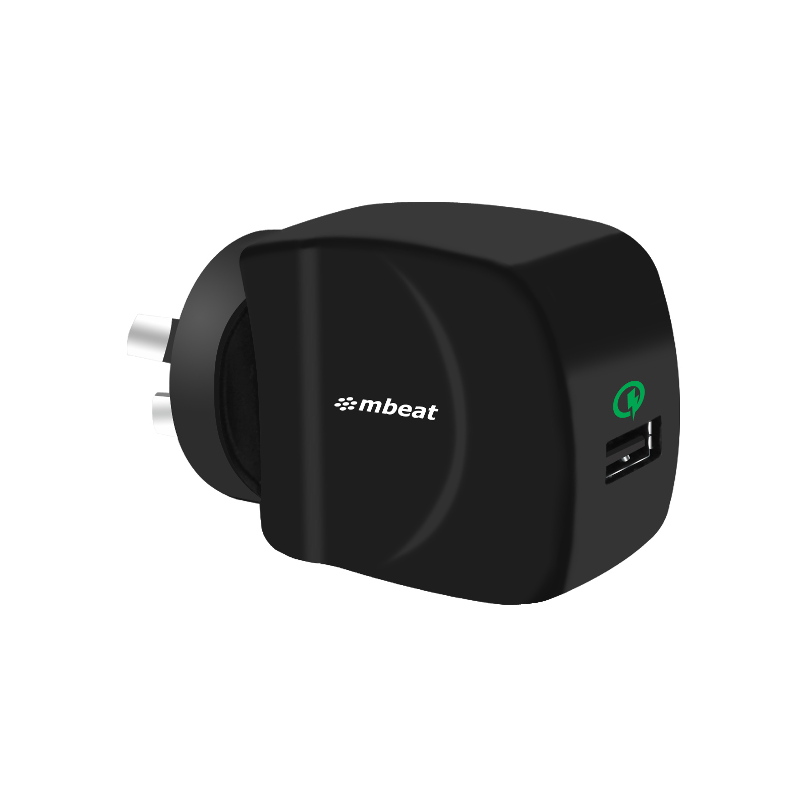 mbeat® Gorilla Power QC Qualcomm Certified USB Quick Charge2.0 Charger