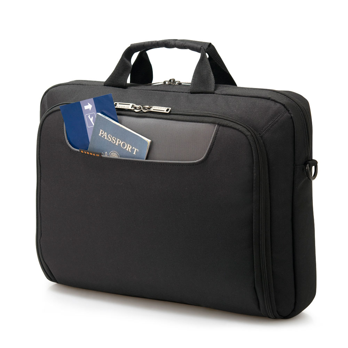 Everki 13.3' -  14' Notebook Case Advance, Non-Slip Shoulder Pad
