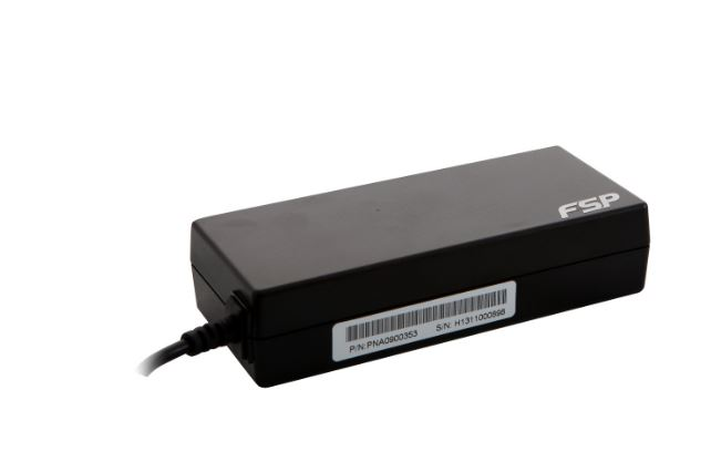 FSP Universal Notebook Power Adapter 90W 19V - AC to DC intended for AIO, NB, PC Systems, Mini-ITX Systems (LS)