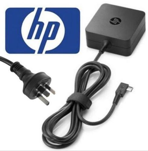 HP 65W USB Type-C Power Adapter Charger for HP Pro X2 612 G2 HP Elite X2 1012 G2 HP Elitebook x360 1030 G2