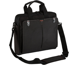 TARGUS CN514AU, 13-14' CLASSIC TOPLOAD LAPTOP CASE - WITH IPAD TABLET/COMPARTMENT