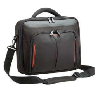 Targus 15-15.6' Classic+ Clamshell Case with File Section - Black