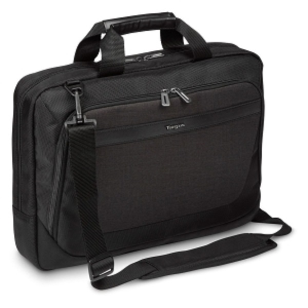 Targus 14-15.6' CitySmart Professional MultiFit Topload Case - Black