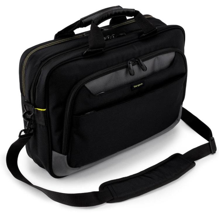 Targus 16-17.3' CityGear Topload Laptop Case - Black