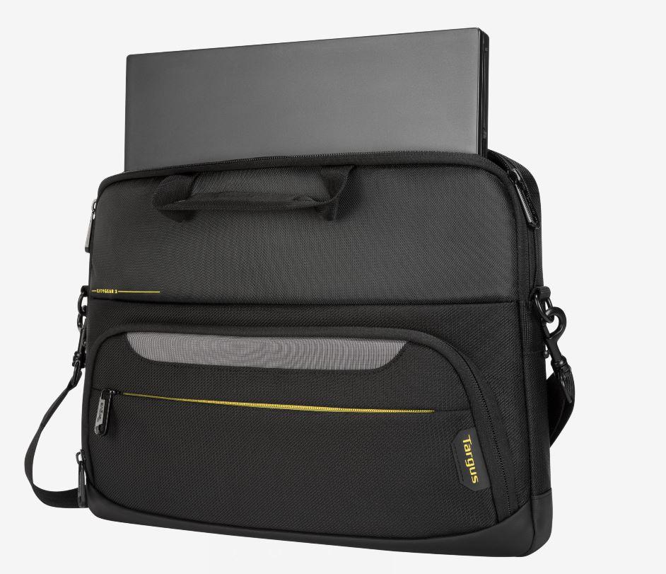 Targus 15.6' CityGear III SlimLit Laptop Case - Black