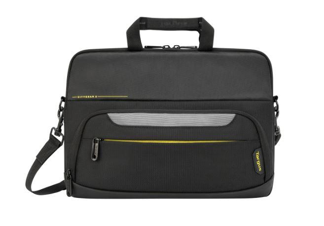 Targus 16'-17' CityGear Slim Topload Notebook Case - Black