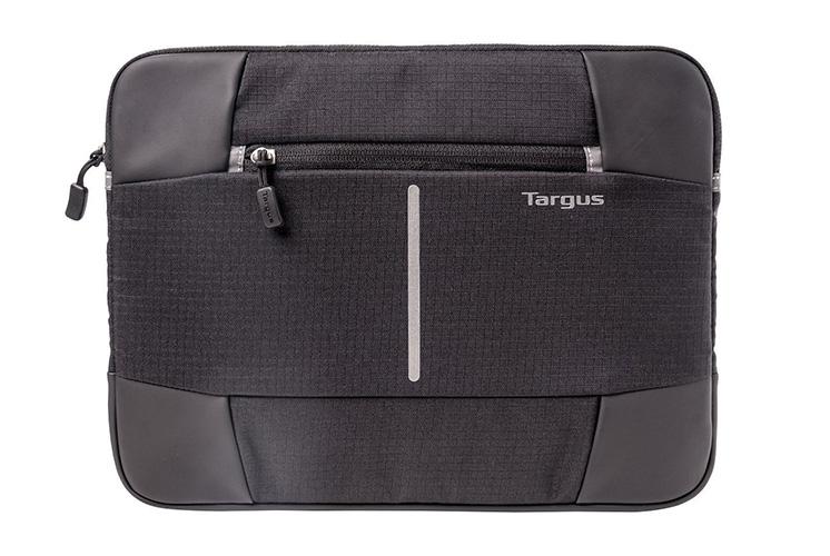 Targus 12.1' Bex II Laptop Sleeve - Black- Perfect for 12.5' Surface Pro 4  12.9' iPad Pro