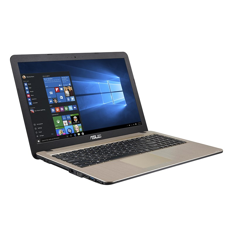 ASUS Vivobook A507UA Notebook 15.6' HD Intel i7-8550 8GB DDR4 256GB M.2 SSD HD 620 Windows 10 Pro 1.68kg 21.9mm Chiclet Keyboard