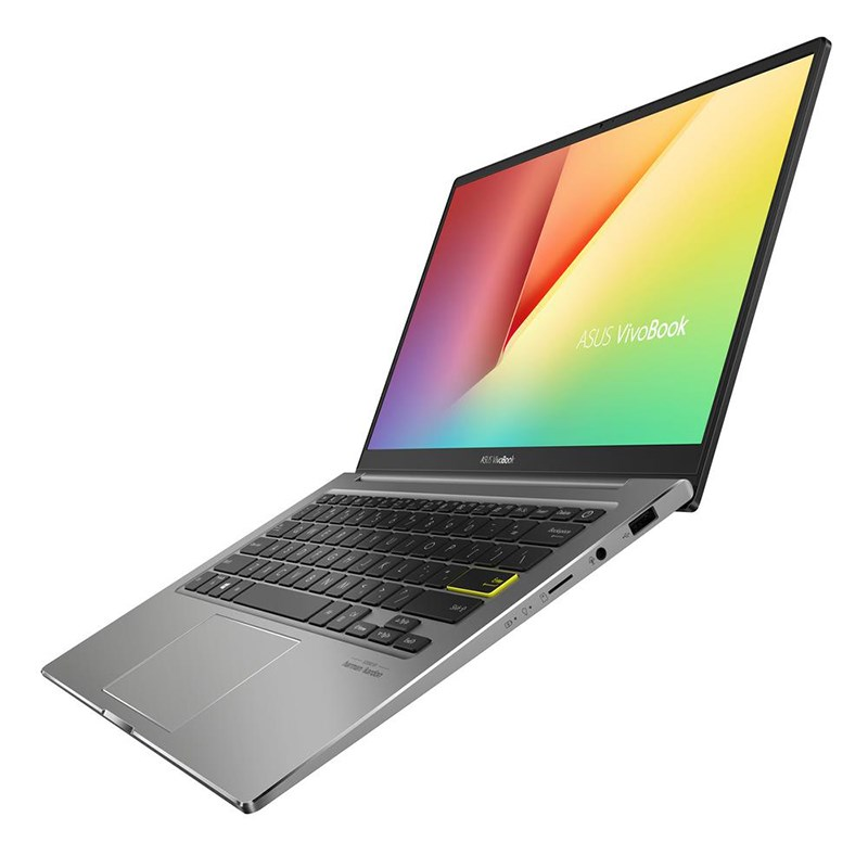 Asus VivoBook S13 13.3' FHD I7-1065G7 8GB 512GB SSD WIN10 PRO UHDGraphics Backlit 3CELL 1.2kg 1YR WTY W10P Notebook (Indie Black) (S333JA-EG013R)