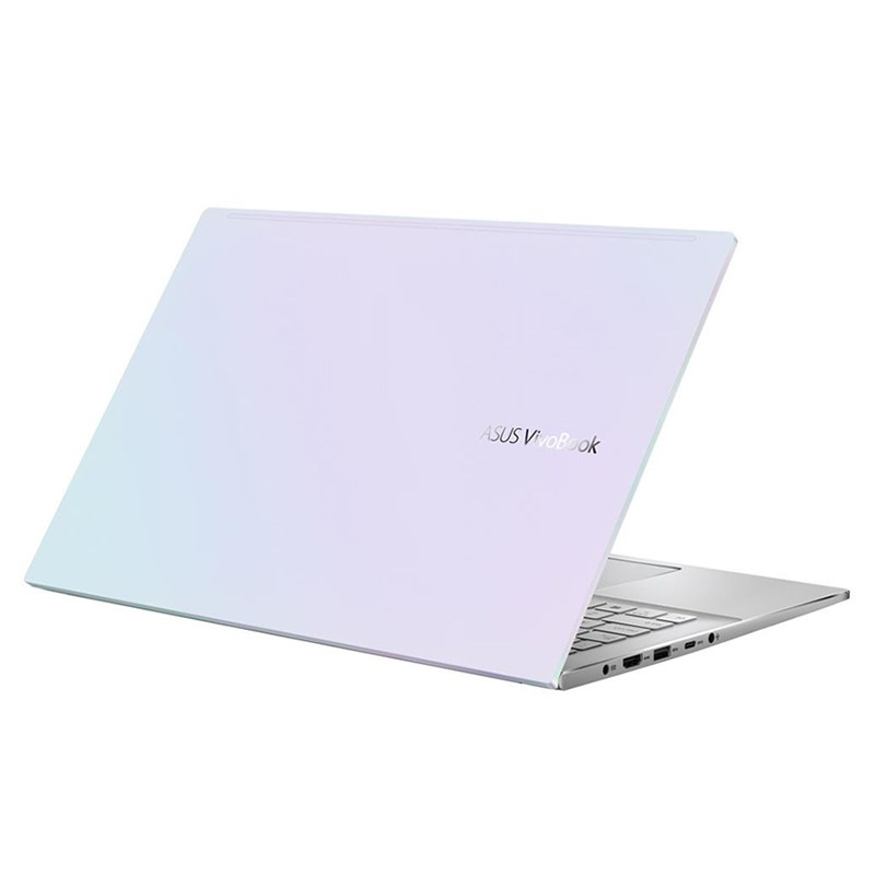 Asus VivoBook S15 15.6' FHD i5-10210U 8GB 512GB SSD WIN10 HOME UHDGraphics Backlit 3CELL 1.8kg 1YR WTY Notebook (Dreamy White) (S533FA-BQ001T)