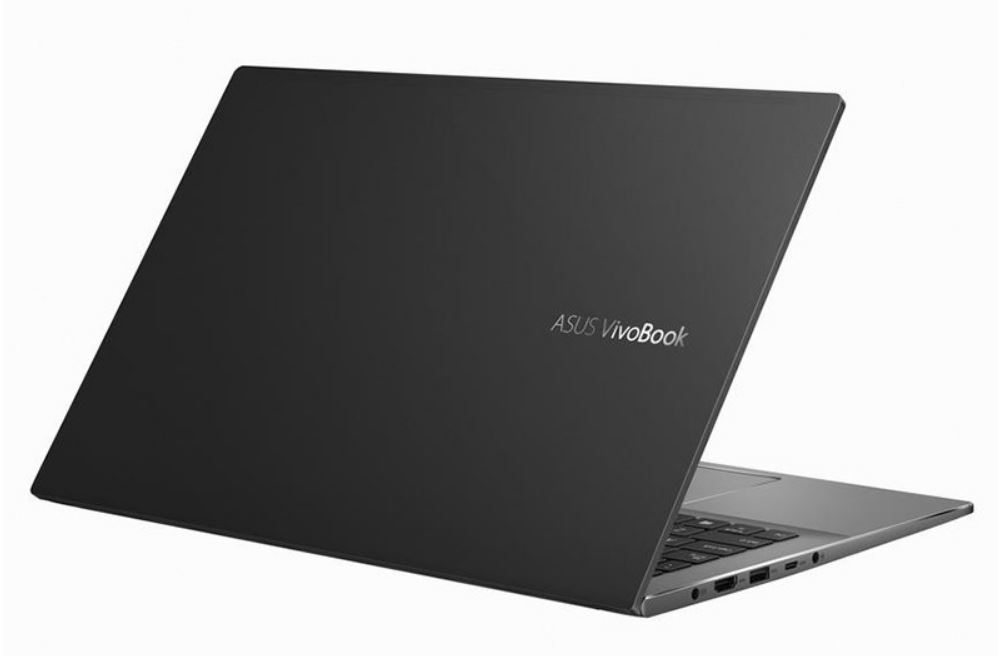 Asus VivoBook S15 15.6' FHD i5-10210U 8GB 512GB WIN10 PRO UHDGraphics Backlit 3CELL 1.8kg 1YR WTY W10P Notebook (Indie Black) (S533FA-BQ002R)