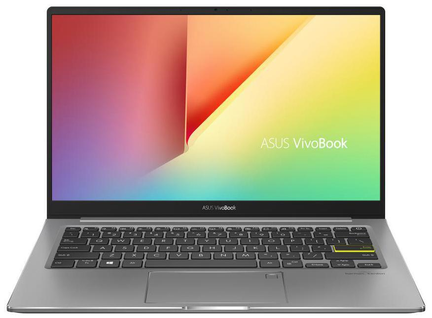 Asus VivoBook S15 15.6' FHD i5-10210U 8GB 512GB WIN10 HOME UHDGraphics Backlit 3CELL 1.8kg 1YR WTY Notebook (Indie Black) (S533FA-BQ002T)