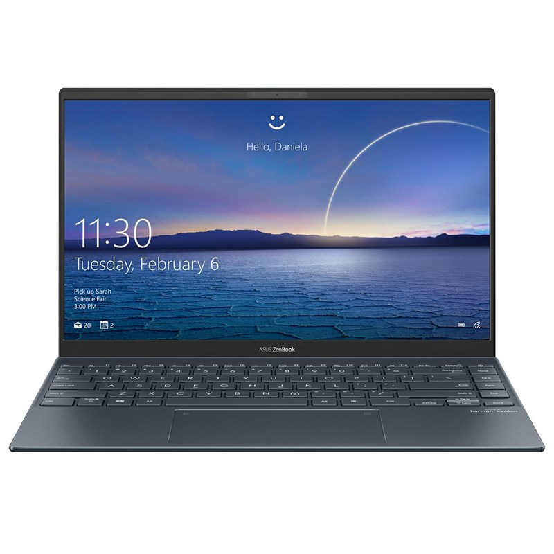 Asus Zenbook 14 UX425JA 14' FHD  i7-1065G7 16GB 512GB SSD WIN10 PRO IntelUHD620 4CELL Backlit Sleeve Military Grade 1.17kg 1YR WTY W10P Notebook GREY