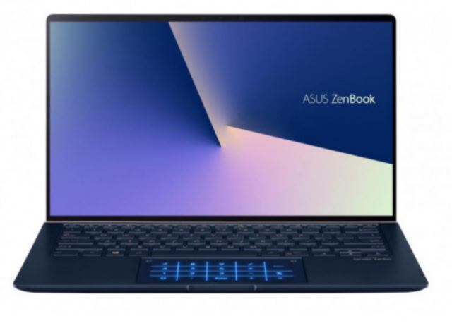 Asus ZenBook 14 UX433FAC 14' FHD TOUCH i5-10210U 8GB 512GB SSD WIN10 PRO HDMI WIFI BT 3CELL 1.26Kg 1YR WTY Notebook (UX433FAC-AI217R)(LS)