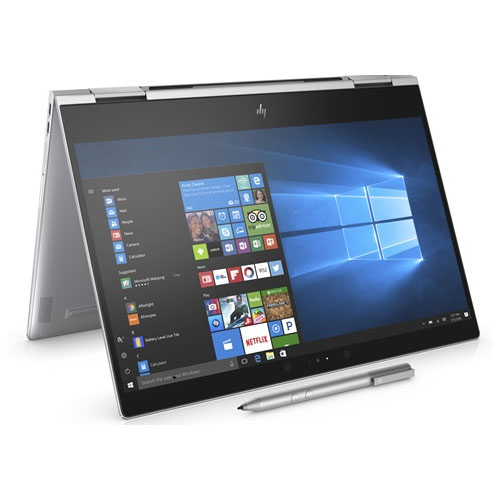 HP Elitebook X360 1020 G2 2-in-1 Convertible Flip 12.5' FHD Touch+Pen Intel i5-7200 8GB RAM 256GB SSD Windows 10 Pro 1.1kg 13.9mm 3yrs Onsite HDMI 2xU