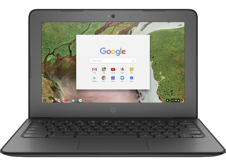 HP ChromeBook 11 G6 Semi Rugged Design 11.6' HD IPS Intel Celeron N3350 4GB 32GB SSD 2xUSB-C 2xUSB3.1 WL BT 1.24kg 19mm 12hrs ChromeOS 1yr wty