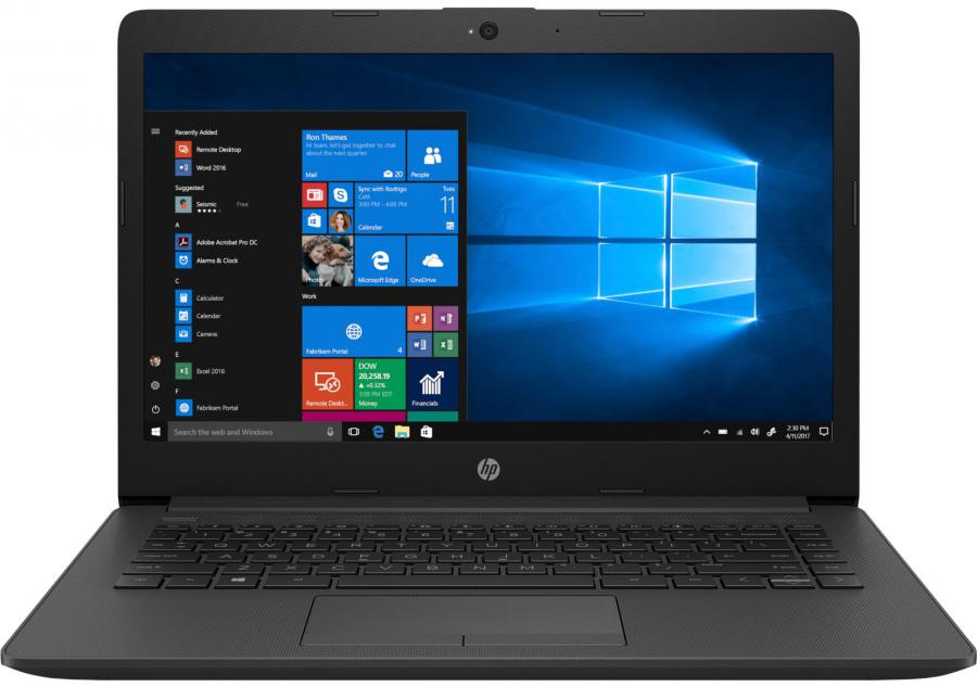 HP  245 G7 14' HD A4-9125 8GB 256GB SSD W10 HOME 1YR WTY W10H Notebook (3N480PA)