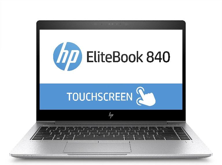 HP Elitebook 840 G5 14' FHD TOUCH  i7-8650U 8GB 512 GB SSD W10P64 PVCY LTE 4G Webcam HDMI WL BT 1.61kg  3YR ONSITE WTY Notebook (3TU12PA)  (LS)