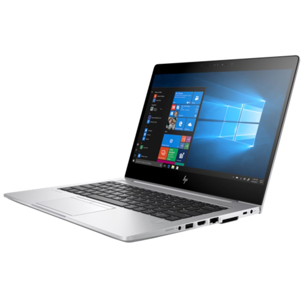 HP Elitebook 830 G5 3RS35PA Notebook 13.3' FHD Intel i5-8250U 8GB DDR4 256GB SSD Intel Graphics 620 HDMI USB-C Win 10 Pro 1.33kg 17.7mm 3yrs wty