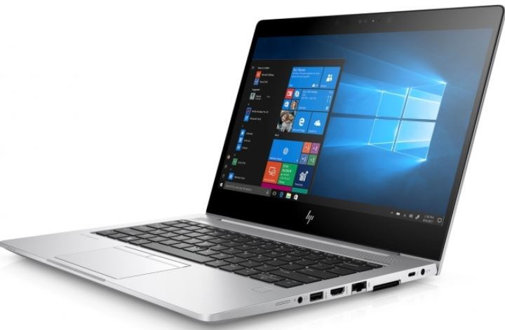 HP Elitebook 840 G5 Notebook 4G LTE 14' FHD IPS Intel i7-8650U 8GB DDR4 256GB SSD Radeon RX540 2GB Windows 10 Pro 1.48kg 1.79mm 3yrs Onsite Warranty