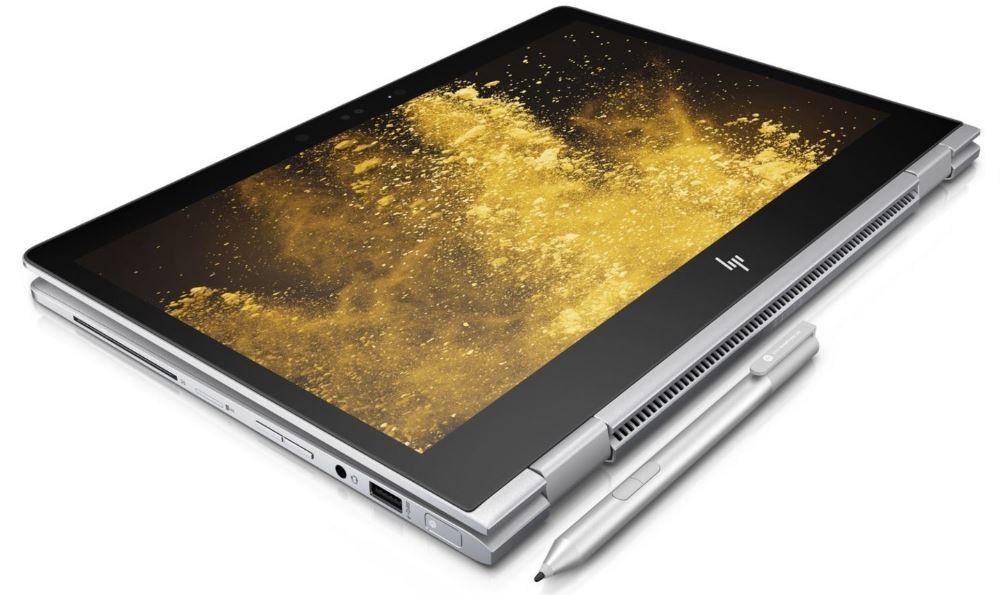 HP Elitebook X360 1030 G3 Notebook 13.3' FHD Touch+Pen Intel i5-8250U 8GB DDR3 256GB PCIe SSD Intel UHD620 Win 10 Pro 1.25kg 15.8mm 3yrs Onsite Wty
