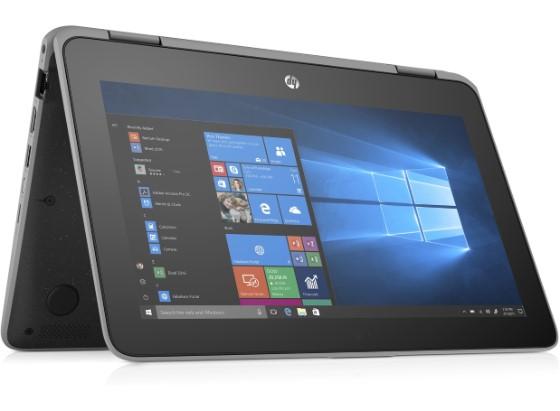 HP ProBook X360 11 EE G4 11.6' HD TOUCH M3-8100Y 8GB 128GB SSD WIN10 PRO 3CELL 15hr World Facing 1.44kg 1YR WTY Flip W10P Notebook GREY (6ZT79PA)
