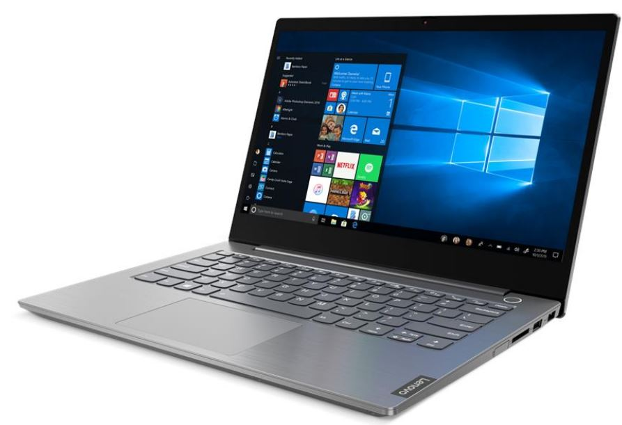 LENOVO ThinkBook 14 14' FHD IPS i5-10210U 16GB 256GB SSD WIN10 PRO Fingerprint Backlit 9hr 1.5kg 1YR WTY W10P Notebook (20RV00C2AU)