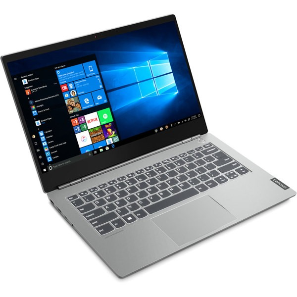 LENOVO ThinkBook 14 14' FHD IPS i5-10210U 8GB 256GB SSD WIN10 PRO Fingerprint Backlit 9hr 1.5kg 1YR WTY W10P Notebook (20RV00C0AU)