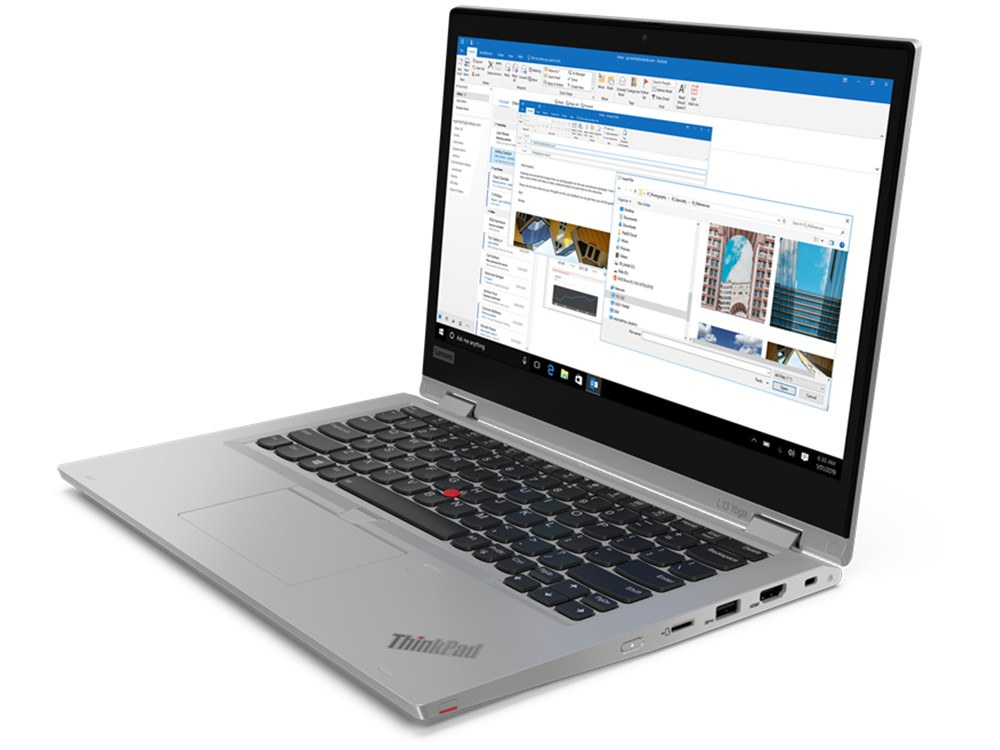 LENOVO ThinkPad L13 13.3' FHD IPS i5-10210U 8GB 256GB SSD WIN10 PRO FingerPrint Thinkshutter 1.38kg 1YR ONSITE WTY W10P Notebook (20R3001PAU) ~ L390
