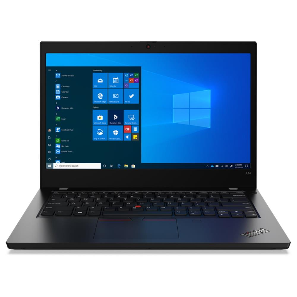 LENOVO ThinkPad L14 14' FHD IPS i7-10510U 8GB 256GB SSD WIN10 PRO Backlit Fingerprint 1YR ONSITE WTY W10P Notebook (20U1001BAU)