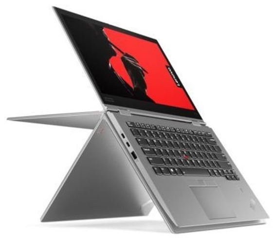 Lenovo ThinkPad L380 Yoga 2-in-1 Notebook 13.3' FHD Touch+Pen Intel i5-8250U 8GB DDR4 256GB SSD Win 10 Pro 2xUSB-C 1.56kg 18.8mm
